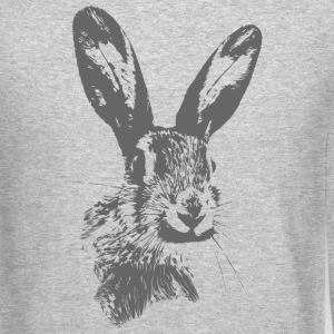 Hare Long Sleeve Shirts - Crewneck Sweatshirt