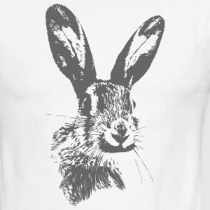 Hare T-Shirts - Men's Ringer T-Shirt