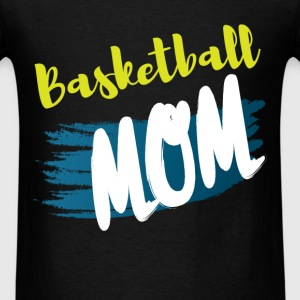Basketball mom - Men's T-Shirt