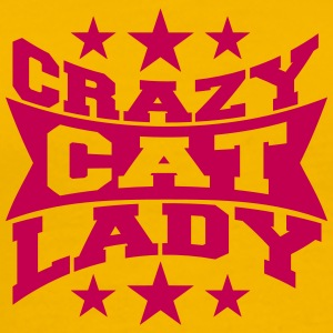 Banner cat cats crazy cat lady love crazy pets kit T-Shirts - Men's Premium T-Shirt