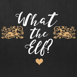 What the Elf? Bags & backpacks - Tote Bag