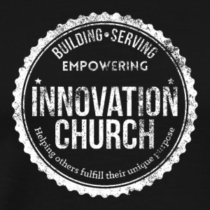Innovation Church Logo - Men's Premium T-Shirt