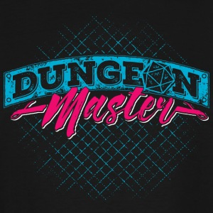 Dungeon Master & Dragons - Men's Tall T-Shirt