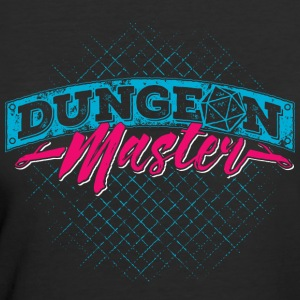 Dungeon Master & Dragons - Women's 50/50 T-Shirt