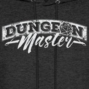 Dungeon Master & Dragons - Men's Hoodie