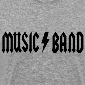 music band 2 - Men's Premium T-Shirt