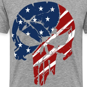 american punisher 2 - Men's Premium T-Shirt