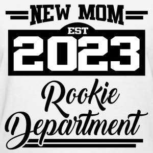 new mom 2023 2.png T-Shirts - Women's T-Shirt