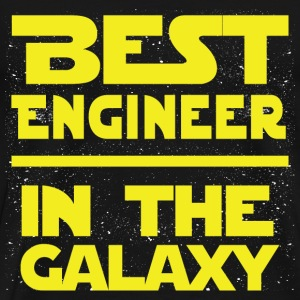 Engineer - Best engineer in the galaxy t-shirt - Men's Premium T-Shirt