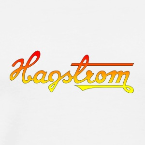colorful hagstrom - Men's Premium T-Shirt