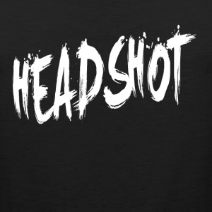 HEADSHOT I WILL FIND YOU Sportswear - Men's Premium Tank