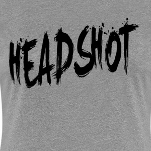 HEADSHOT I WILL FIND YOU T-Shirts - Women's Premium T-Shirt