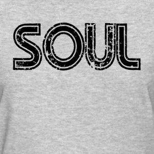 SOUL MATE LOVE COUPLE ROMANCE MAN WOMAN T-Shirts - Women's T-Shirt