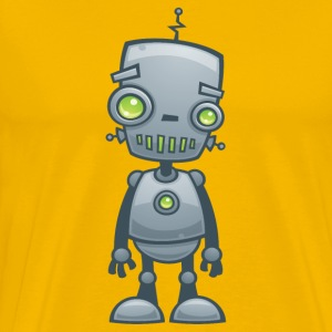 Silly Robot - Men's Premium T-Shirt