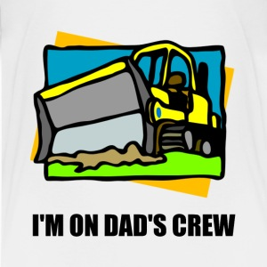 On Dads Crew - Kids' Premium T-Shirt