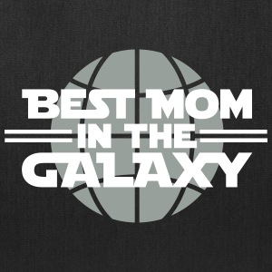 Best mom in the galaxy Bags & backpacks - Tote Bag