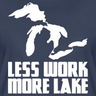 Design ~ Less work, MORE LAKE