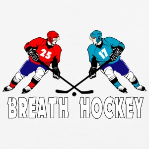 Fighting hockey players T-Shirts - Baseball T-Shirt