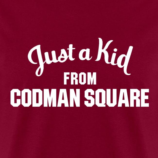 Just a Kid from Codman Sq.