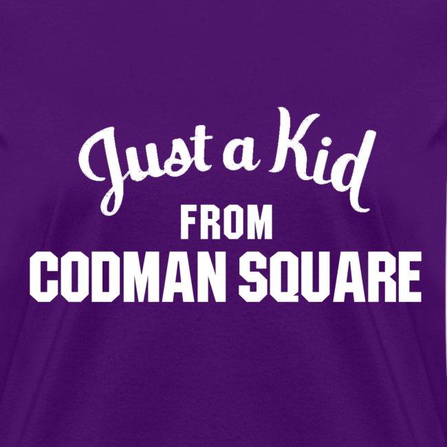Just a Kid from Codman Sq. Ladies
