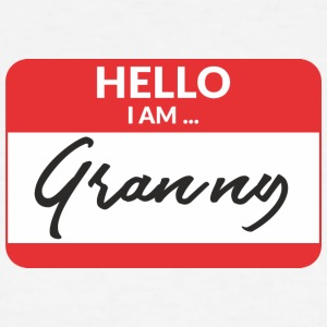 Hello i am Granny T-Shirts - Women's T-Shirt
