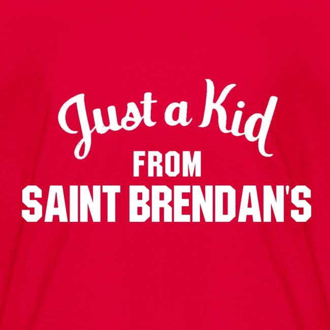 Just a Kid from St. Brendan's Kids