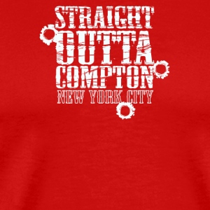 Straight outta compton new york city - Men's Premium T-Shirt