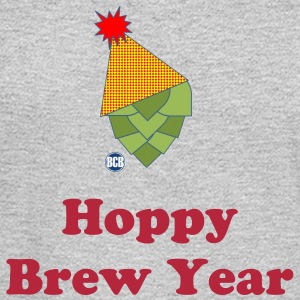 Hoppy Brew Year - Men's Long Sleeve T-Shirt