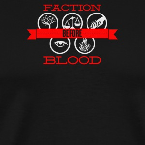 Faction bepore blood - Men's Premium T-Shirt