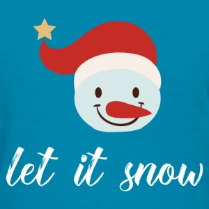 Let it snow - It's Xmas T-Shirts - Women's T-Shirt