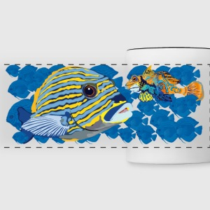 caribbean 02 Mugs & Drinkware - Panoramic Mug