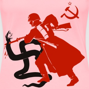 Death to the Fascist Beast! - Women's Premium T-Shirt
