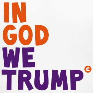 IN GOD WE TRUMP (Registry) T-Shirts - Women's Maternity T-Shirt