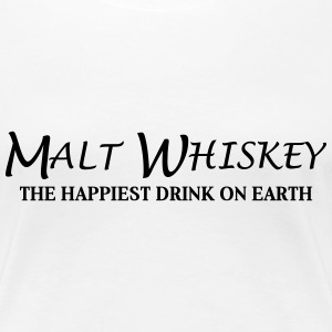 Malt Whiskey T-Shirts - Women's Premium T-Shirt