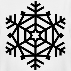 AD Geometric Snowflake T-Shirts - Men's Tall T-Shirt