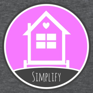 Tiny House - Simplify Your LIfe T-Shirts - Women's T-Shirt
