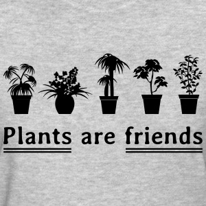 Plants Are Friends T-Shirts - Women's T-Shirt