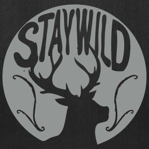 Stay Wild Bags & backpacks - Tote Bag