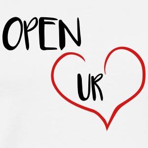 The men open your heart