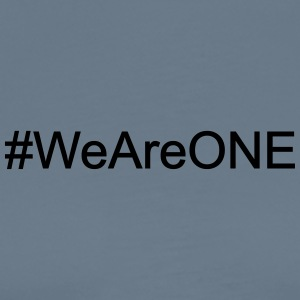 we_r_one - Men's Premium T-Shirt