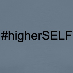 #Higher Self - Men's Premium T-Shirt
