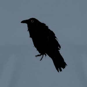 Nice Raven Art - Men's Premium T-Shirt