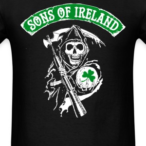 Irish T-shirt - Sons of Ireland - Men's T-Shirt