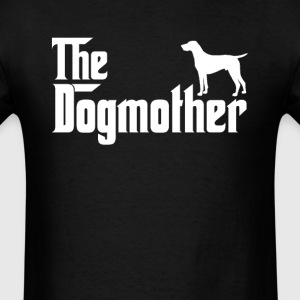 German Shorthaired Pointer DogMother T-Shirt  - Men's T-Shirt