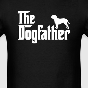Dogues de Bordeaux DogFather T-Shirt - Men's T-Shirt