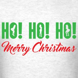 Ho! Ho! Ho! Merry Xmas T-Shirts - Men's T-Shirt