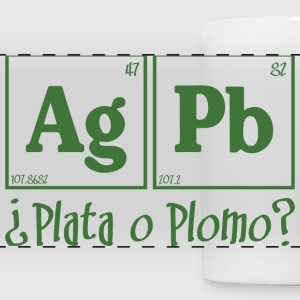 Plata o plomo Mugs & Drinkware - Panoramic Mug
