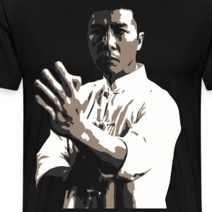 Donnie Yen 3 - Men's Premium T-Shirt