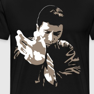 Donnie Yen 2 - Men's Premium T-Shirt