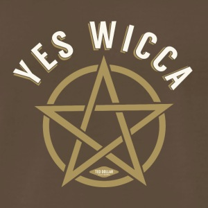 Yes Wicca - Men's Premium T-Shirt